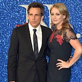 Stiller and wife splt