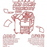 Zine and Comic Workshop