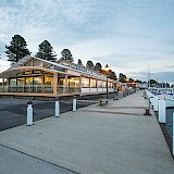 Port Fairy Wharf Building