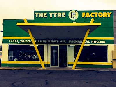 The Tyre Factory Warrnambool