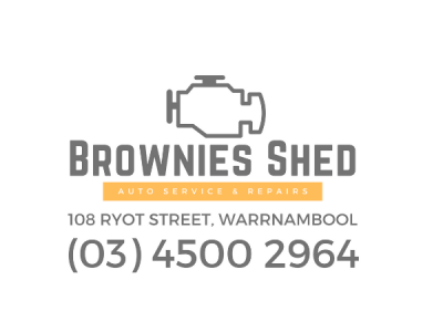 Brownies Shed- Auto Service and Repairs