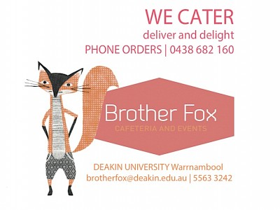 Brother Fox Cafeteria and Events