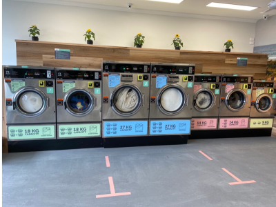 Quick Spin Laundry