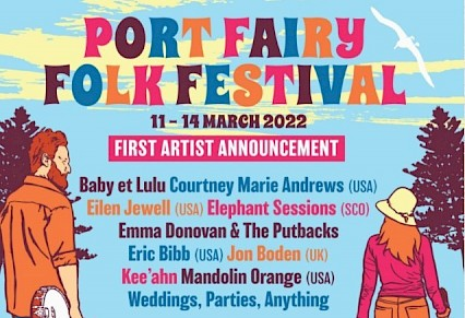 Folkie Announces Line-up
